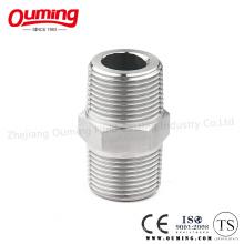 Edelstahl / Carbong Stahl Hochdruck Hex Nippel