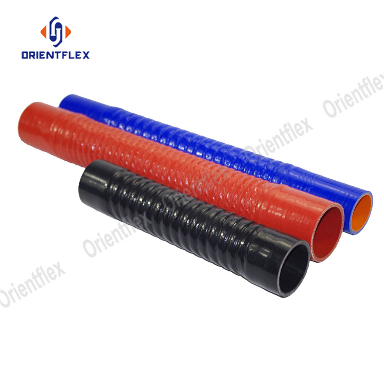 Flexible Silicone Corrugated Hose 4