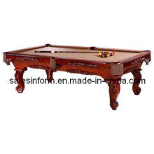Slate Billiard Table, Pool Table (DS-13)