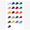 Gorra de béisbol de los deportes del bordado de la moda de encargo de las mujeres para hombre