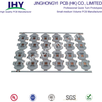 PCB de base de cobre de 2 camadas