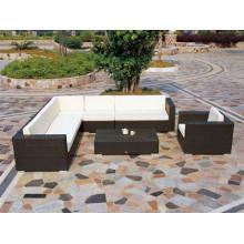 Outdoor Furniture PE Rattan Sofa Set