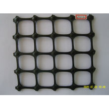 15 ~ 40 Kn / M pp Biaxial extrudiertes Geogrid