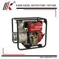 El precio de la bomba de agua de alta presión fijó el motor de YKP100B / BE / L / LE bomba de agua diesel de 4 pulgadas para la venta