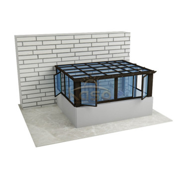 Portable Sunroom Vente Maison Patio Polycarbonate Solarium