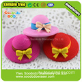 3D Cute Cake Shaped Eraser Дисплей Box Упаковка