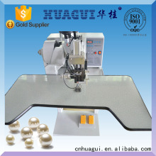 HUAGUI new low price pearl setting machine for sale
