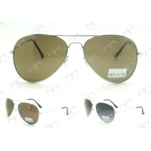 Gafas de sol vendedoras calientes de moda de la promoción de Eyewear (MS13074)