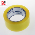 Box Sealing Bopp Yellow Adhesive Tape