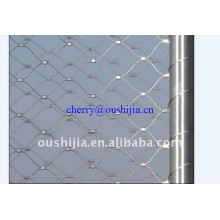 Stainless Steel Zoo Mesh (usine)