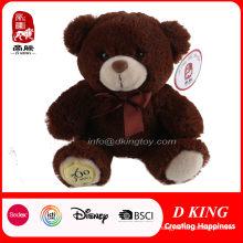 Oso de peluche oso de peluche personalizado con cinta