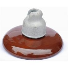 Isolador padrão da porcelana da suspensão do disco do IEC XP-160