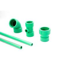 Acessórios de plástico para tubos PPR de baixo custo de processamento PPR