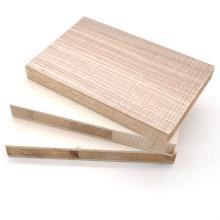paulownia block board 1220x2440x18mm used for bed board