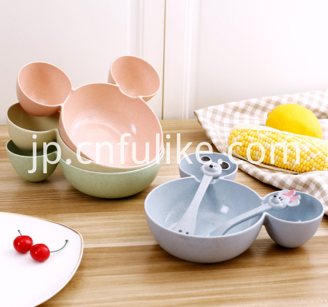 Toddler Friendly Dinnerware