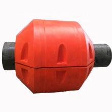 Flotador de tubería de descarga de Deers Marine para draga de succión