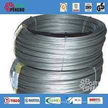Alambre de aleación de titanio y titanio ASTM B863