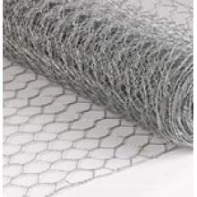 Red de malla de alambre hexagonal recubierta de PVC