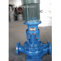 Vertical high temperature hot oil circulation pump