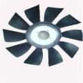 2017 nuevo molde modificado para requisitos particulares del ventilador de la cuchilla