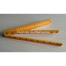 1M/40'' 4 Folds Plastic ruler level