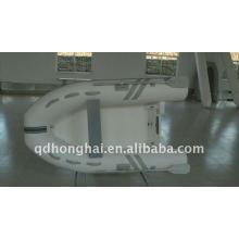 rib270 ce de fibra de vidro rígida barco motor 10hp