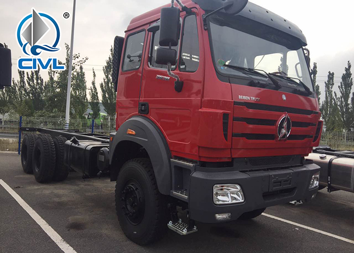 Beiben 6x4 Chassis 13