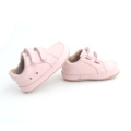 New Double Strap Pink Baby Girl Chaussures Décontractées