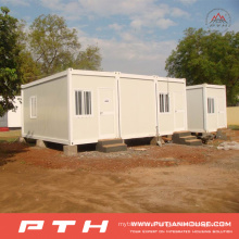 China Manufacture Supplier Container House as Prefab Living Home