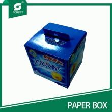 Custom Packaging Case Packing Box für Reinigungsmittel / Detergenz