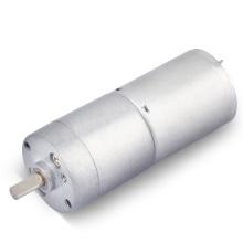 Motor de corriente continua de 6 voltios con caja de engranajes de 60 rpm
