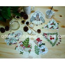 Рождество Вешалка Салфетка St1767