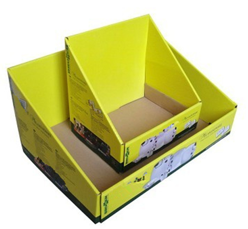 Corrugated Display Box