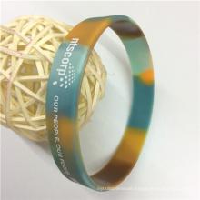 Promotional Gift Europe Custom Bulk Cheap Silicone Wrist Band