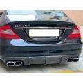 Carbon Fiber Car Diffuser Mercedes-Benz W219 Cls 350