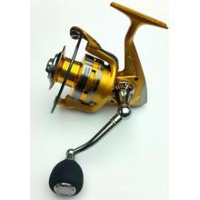 Gold Fishing Reel Aluminium Spool Fishing Tackle
