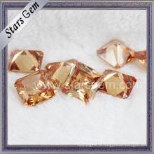 Especial Champagne Alta Qualidade CZ Stone para Fashion Jewelry