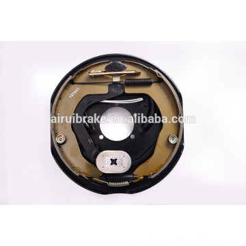 drum brake -12 inch electric drum brake with parking lever for trailer (AZ076)