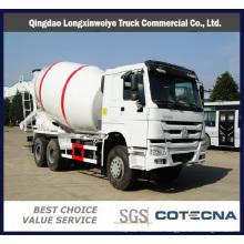 Camión mezclador de concreto HOWO 6X4