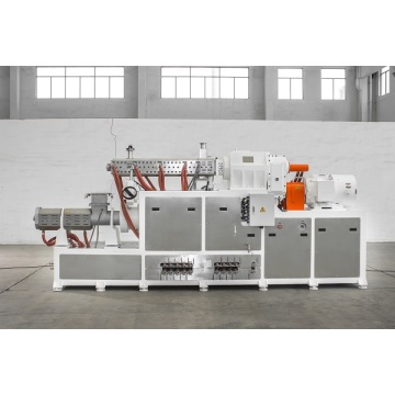 Composition de machine d'extrudeuse Xinda SJW-70