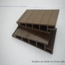 Painel de parede WPC WPC Decking Plástico composto de madeira Decking