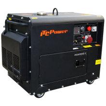 5kw Silent Diesel generador de energía eléctrica