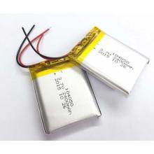 3.7V / 2300mAh Li-Polymer-Batterie 104050 für medizinisches Instrument