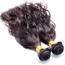 natürliche Verlängerung der chinesischen Haare, 100 % Echthaar Indien