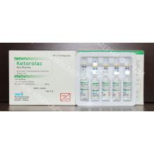 Analgesic Ketorolac Tromethamine Injection