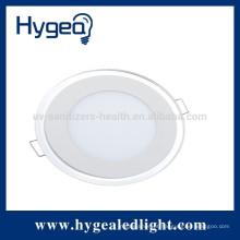 CE RoHS Certificação Ultra fino (8 + 4) W LED Flat Panel Para Eslováquia Mercado