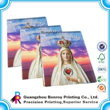 China cheap wholesale wall calendar printing