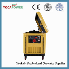Generador silencioso generador diesel de bajo ruido 10kw