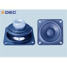 70mm 4ohm 10w fullrange speaker for Bluetooth speaker