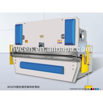 Máquina de doblar condensador WC67K-500T / 6000